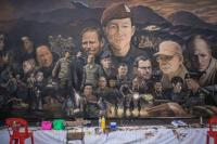 Menengok Sosok 'Pahlawan' dalam Mural Raksasa Mengenang Insiden di Gua Thailand