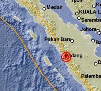 Gempa 5,5 SR Guncang Padang, Warga Berhamburan Keluar Rumah