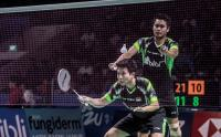 Sukses Melangkah ke Final Singapura Open 2018, Begini Komentar Tontowi Liliyana