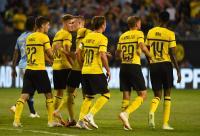 Hasil Manchester City vs Borussia Dortmund di ICC 2018