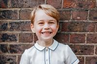Senyum Ceria Pangeran George di Foto Resmi Ulang Tahunnya yang Ke-5