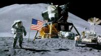 Bertikai dengan Anak-anaknya, Mantan Astronot NASA Tak Hadiri Gala 50 Tahun Pendaratan di Bulan