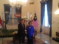 Negosiasi Batas Darat RI-Malaysia Diharapkan Selesai dalam Dua Bulan