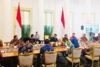 Undang Wali Kota Se-Indonesia ke Istana, Jokowi Ingin Dengar Masalah Ekonomi Daerah