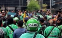 Aksi 237 Batal, Ojek Online Tak Jadi 'Hijaukan' Jakarta Hari Ini