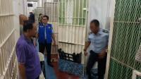 Razia Lapas dan Rutan di Medan, Petugas Temukan Barang-Barang Terlarang!