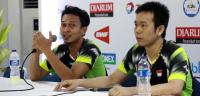 Ahsan Hendra Senang Bisa Raih Gelar Juara Singapura Open 2018