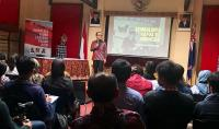 Tumbuhkan Jiwa Nasionalisme, Mahasiswa Indonesia di Selandia Baru Ikuti Pembekalan Bela Negara