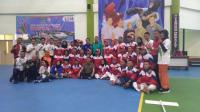 Tim Tarung Derajat Kota Bandung Juara Umum Popda Jabar Ke-12