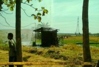 Ini Dugaan Penyebab Munculnya Semburan Air Bercampur Lumpur di Ngawi