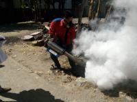 Fogging Perindo Sampai ke Pelosok Desa, Ternyata Ada Bayi Meninggal Akibat DBD