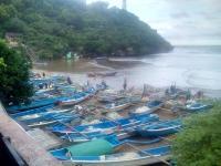 Nelayan dan Wisatawan Diimbau Waspadai Gelombang Tinggi Laut Selatan DIY