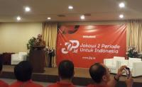 """""""Waktunya Berjuang di Udara dan Darat Menangkan Jokowi-Ma'ruf"""""""