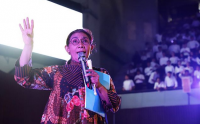 Wejangan Menteri Susi untuk Mahasiswa UI, Apa Isinya?