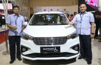Suzuki <i>All New</i> Ertiga Dominasi Penjualan di GIIAS 2018
