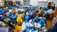 8 Tahun Ditahan Israel, Paket Kiriman untuk Warga Palestina Akhirnya Disalurkan