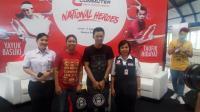 "Selama Asian Games, Taufik Hidayat dan Yayuk Basuki ""Hadir"" di KRL"