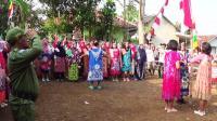 Emak-Emak di Bogor Upacara Kemerdekaan Sambil Bawa Perlengkapan Dapur