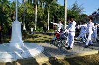 Menyaksikan Semangat Penyandang Disabilitas Jadi Petugas Pengibar Bendera