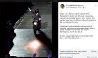 Intip Motor Yamaha YZ1 yang Digunakan dalam Video Jokowi