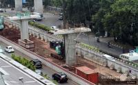 Berharap Megaproyek LRT Tak Mogok saat Asian Games