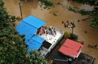 350 Orang Lebih Tewas Akibat Banjir di Kerala India Selatan