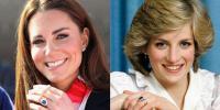 Cincin Pernikahan Kate Middleton Menjadi Kontroversial karena Putri Diana?