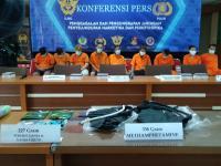 Puncak Kedatangan Tamu Asian Games, Kurir Selundupkan Permen Ganja di Soetta
