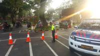Lalu Lintas Jakarta Pagi Ini Ramai Lancar
