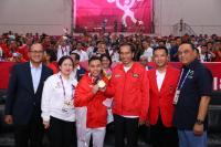 Menko PMK Bangga Cabor Angkat Besi Sumbangkan Medali Emas