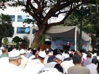 Khatib Salat Idul Adha di Balai Kota Ajak Umat Islam Pilih Pemimpin Terbaik