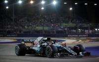 Hasil Kualifikasi F1 GP Singapura 2018