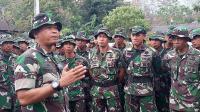 Lombok Bangkit, 100 Prajurit Zeni Marinir Bantu Percepatan Pembangunan