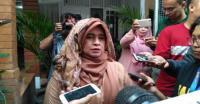 Neno Warisman Datangi Rumah Prabowo