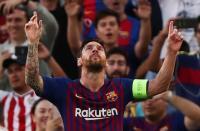 Rakitic Harap Messi Terus Cetak Gol