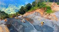 Progres Jalan Perbatasan Indonesia-Papua Nugini Capai 69%