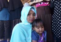 Kisah Keluarga Lia Hadapi Gempa Lombok, Putri Kecilnya pun Trauma Berat