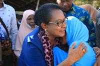Nekat Lakukan Pencabulan di Tenda Pengungsi Gempa Lombok, Menteri Yohana: Pelaku Bisa Ditembak Mati!
