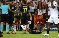 Pelatih Bonucci: Tangisan Ronaldo Bisa Timbulkan Cedera