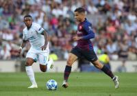 Coutinho Akui Gugup saat Tampil untuk Barcelona di Liga Champions