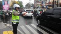 Lalu Lintas di Jakarta Selatan Terpantau Padat pada Jumat Pagi Ini