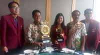 Mahasiswa FE Untar Raih Juara di Ajang <i>Marketing Plan Competition</i>