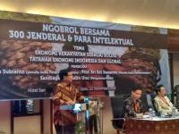 Prabowo Sapa Titiek Soeharto Bikin Para Jenderal Purnawirawan Tertawa