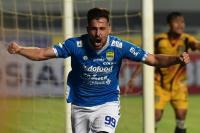 Jonathan Bauman Optimis Bisa Cetak Gol ke Gawang Persija