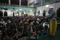 Kirab Satu Negeri, Ribuan Banser Berzikir di Islamic Center Riau