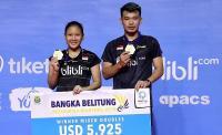Rinov Mentari Beberkan Kunci Sukses Juarai Babel Indonesia Masters 2018