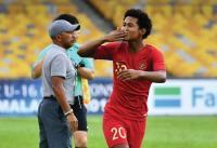 Timnas Indonesia U-16 Harapkan Dukungan Suporter saat Lawan Vietnam di Piala Asia 2018