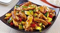 Makan Malam Enaknya dengan Ayam Kungpao & Telur Goreng Mentega, Yummy