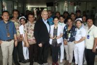 Kunjungi Mimika Papua, Dubes Amerika Banyak Belajar soal Kondisi Lingkungan