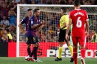 Valverde Sayangkan Kartu Merah Lenglet di Laga Kontra Girona
